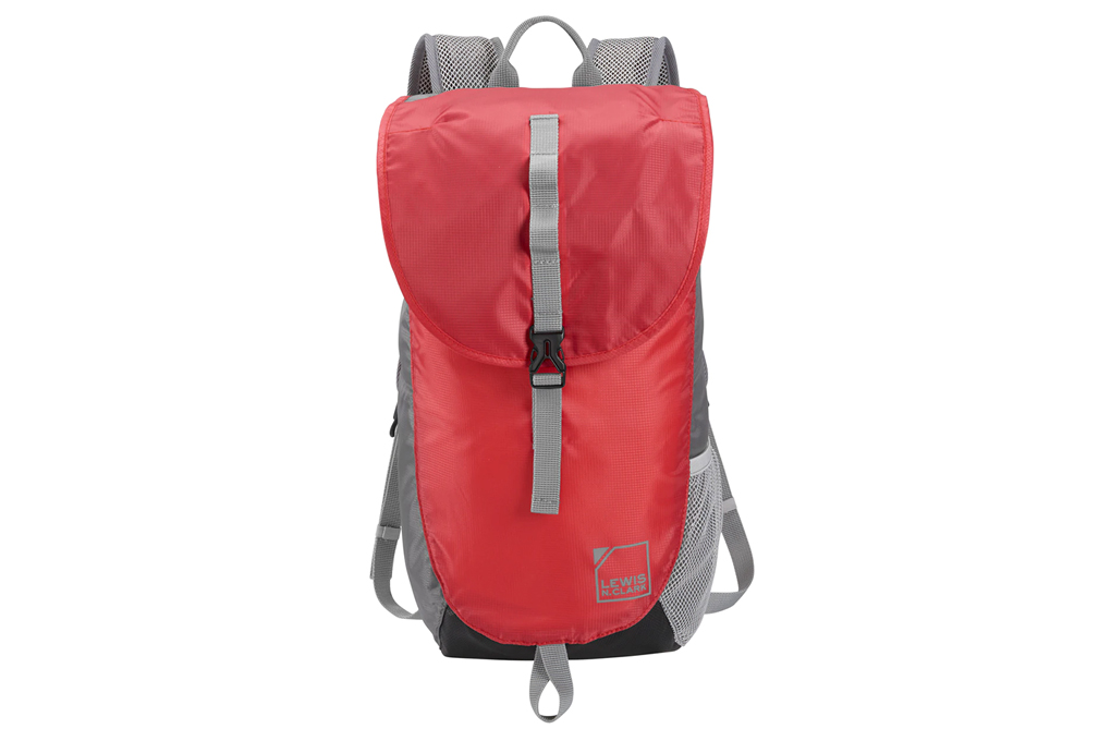 Balo Lewis Lightweight Day Pack - Red mặt trước