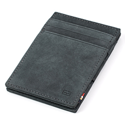 Ví Garzini Magic Wallet- Carbon Black
