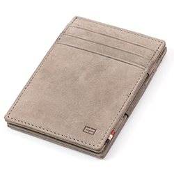 Ví Garzini Magic Wallet- Metal Grey
